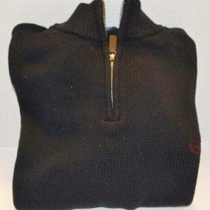 Chaps Pull Over Sweater,1/4 Zipper XXL NWOT